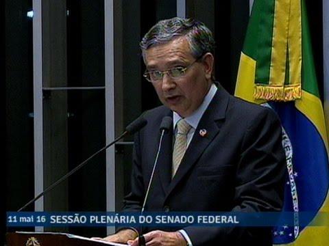 Eduardo Amorim justifica seu voto à admissibilidade do processo de impeachment
