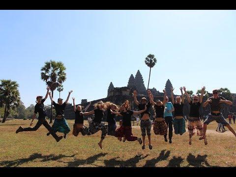 Laos & Cambodia Trip | WORLD CHALLENGE NZ | GoPro
