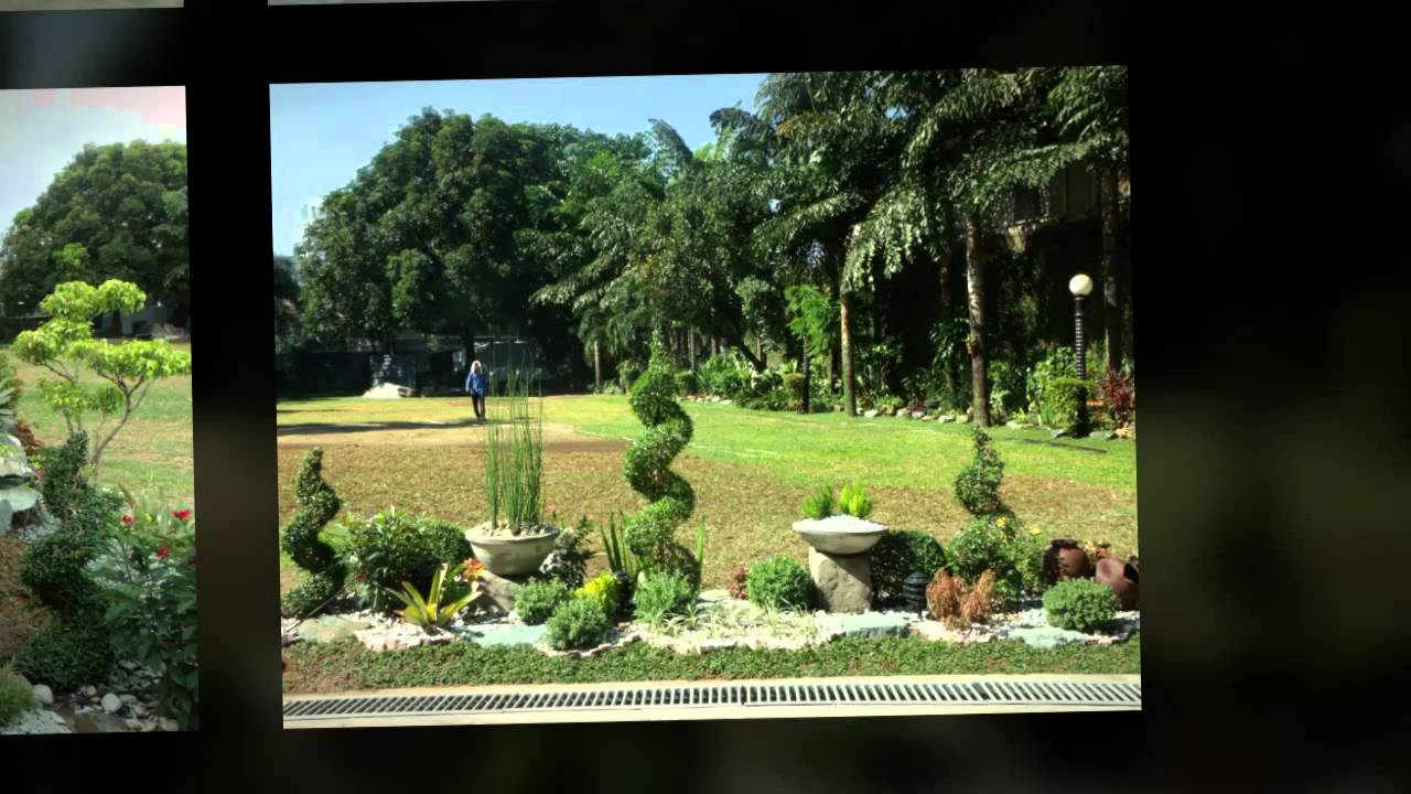 Teresas Garden Landscaping Design Philippines Youtube - wall landscape design philippines