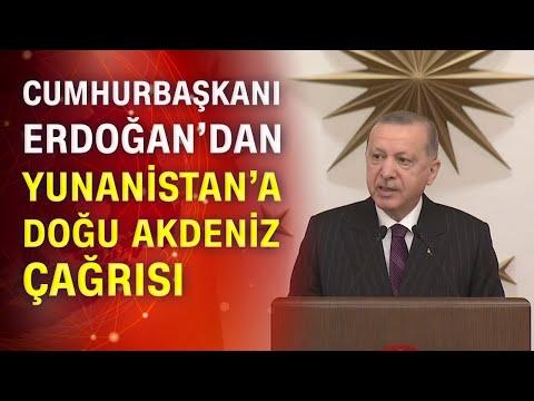 """Cumhurbaşkanı Erdoğan: """"AB'ye tam üyelik hedefimizden vazgeçmedik!"""" Flaş açıklamalar"""