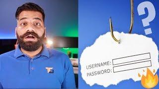 Phishing, Spear Phishing & Whaling Explained - Stay Safe Online!!!