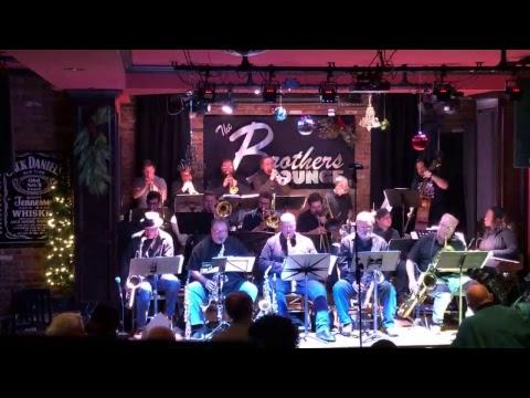 LIVE! Skatch Anderssen Jazz Orchestra CHRISTMAS 2018!