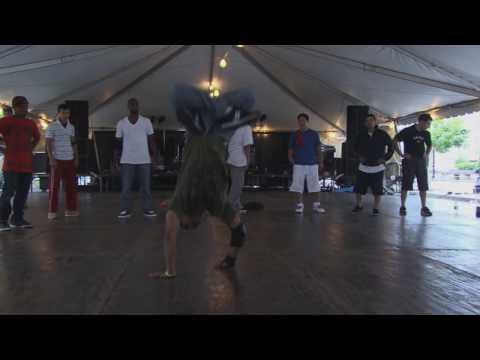 Shaolin Funk At City Folk Festival 2