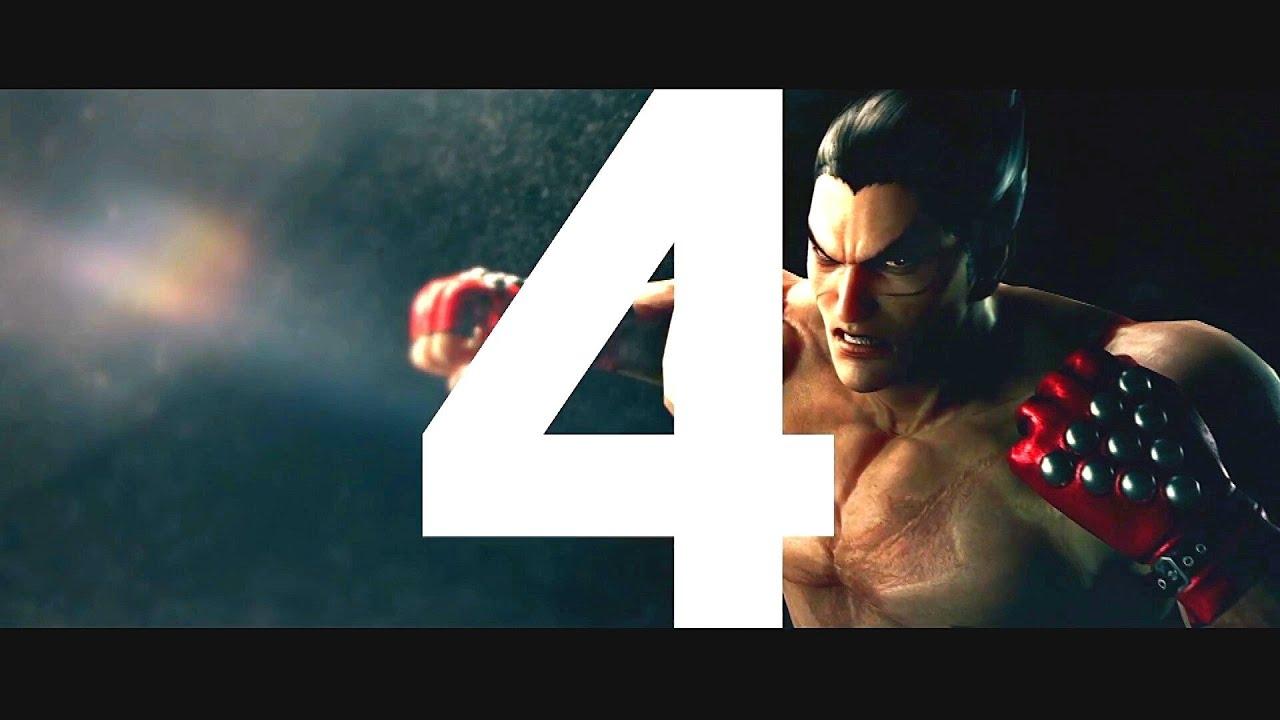 Tekken Season 4 Trailer New Moves Better Online Kunimitsu