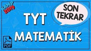 TYT Matematik Son Tekrar