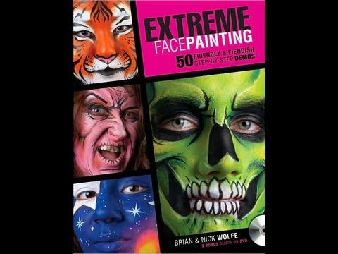Face Painting Book