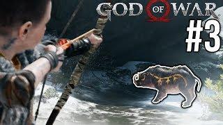 POLOWANIE NA DZIKA - God of War 4 #3