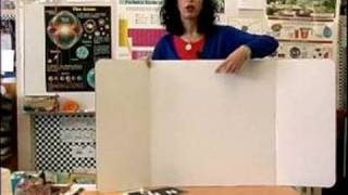 How Make Periodic Table Science Presentation Science Fair Presentation Les