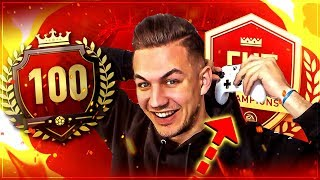 HORRIBLE DÉFI & TOP100 FUTCHAMPIONS ?!