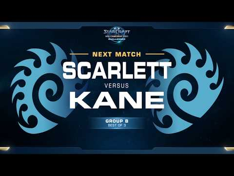 Scarlett vs Kane - WCS Challenger 2018 Season 1 – North America