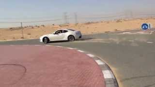 My First attempt to drift the Toyota 86/Scion FRS/ Subaru BRZ