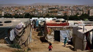 10 دول يقل مدخولها عن 2,5% من الناتج العالمي تستضيف نصف لاجئي العالم