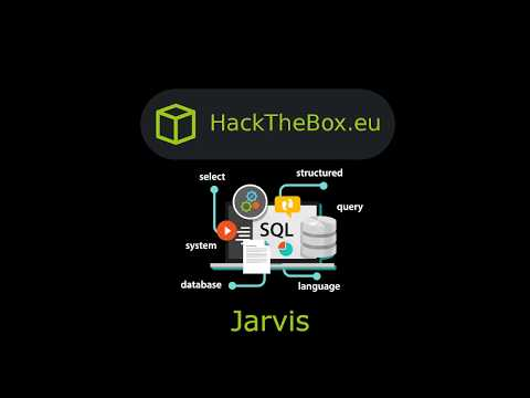 HackTheBox - Jarvis