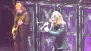 Fairies Wear Boots, Black Sabbath, Madison Square Garden, New York,...