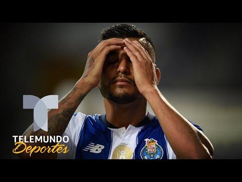 Su agente revela que Tecatito rechazó una oferta del Barcelona   Telemundo Deportes