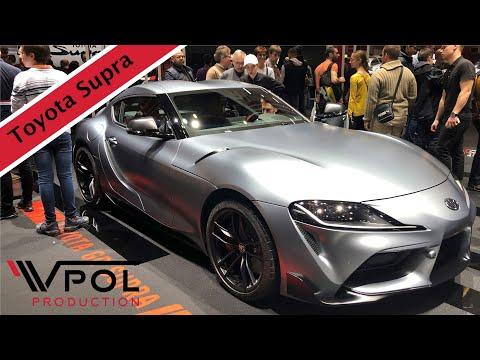 Toyota Supra 2019. Реинкорнация прошла успешно? Обзор. Женева 2019.