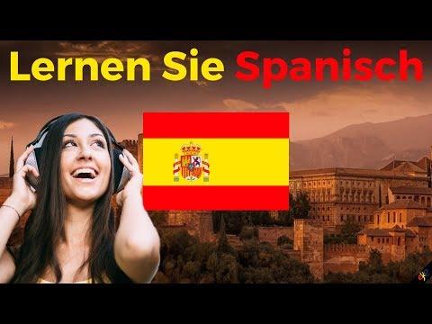 Lernen Sie Spanisch Im Schlaf ||| Die Wichtigsten Spanischen Sätze Und Wörter ||| Spanisch/Deutsch
