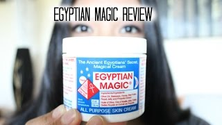 Egyptian Magic All Purpose Skin Cream Review Thumbnail