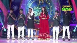 Pathinalam Ravu Season3 Faisal Fiza Rabiyula Arafath And Rahul Singing  (Epi1 Part2)