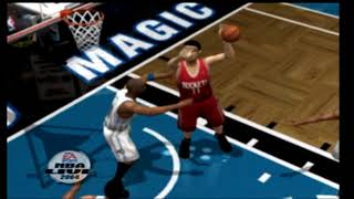 NBA LIVE 2004 Tutorials.