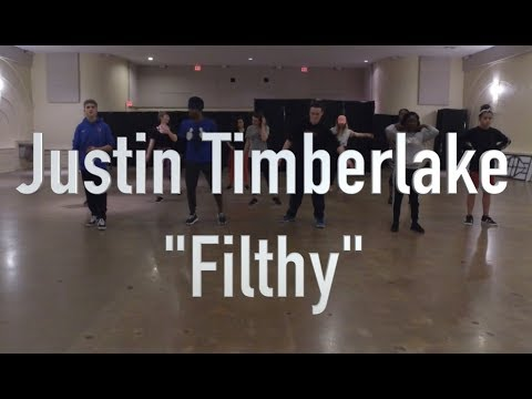 FILTHY - Justin Timberlake | Richmond Urban Dance