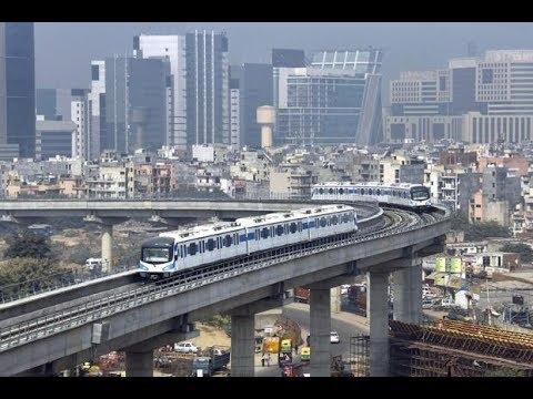 Gurgoan city 2019 | Latest Skyline | Delhi NCR