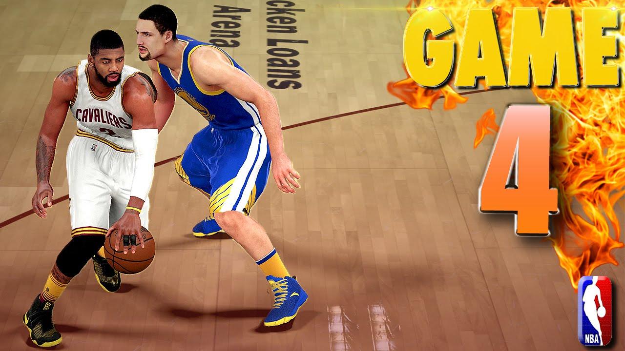 Cavaliers vs warriors game 7 predictions - Cleveland Cavaliers Vs Golden State Warriors Game 4 Nba Finals Nba 2k16 Prediction