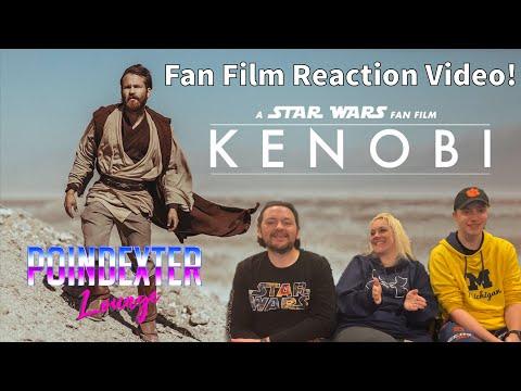 Kenobi A Star Wars Fan Film Reaction Video!