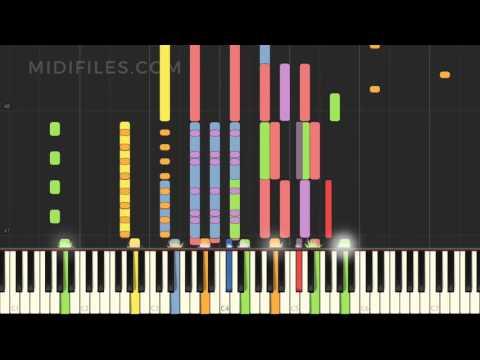 Märchenprinzen / KLUBBB3 ft. Gloria von Thurn und Taxis (MIDI Karaoke instrumentalversion)