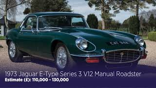 The Silverstone Auctions May Sale 2018