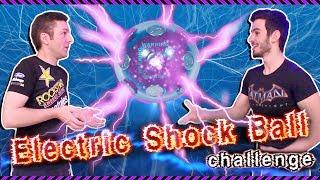 Electric Shock Ball Challenge ft. YToLDSCHooL #Internet4u