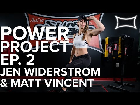 Power Project Podcast EP. 2 - Jen Widerstrom and Matt Vincent