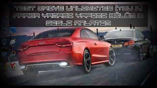 Test Drive Unlimited 1 Araba Yaması Yapımı Bölüm 2 (Sesli Anlatım)