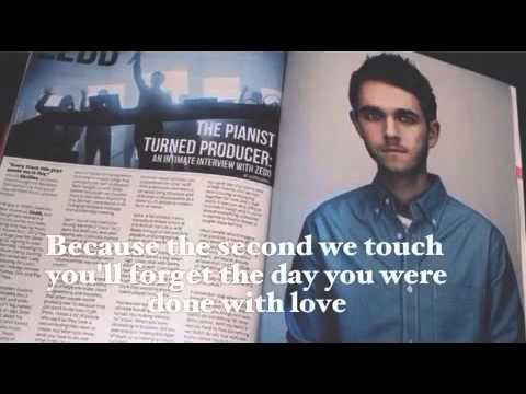 Done With Love - Zedd [LYRICS]