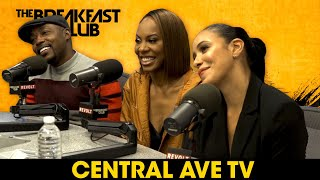Will Packer, Sanya Richards-Ross & Julissa Bermudez Talk Culture On 'Central Ave'