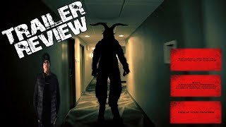 Demon House (2018) Horror Trailer review (Documentary) OMG is this actually real!?!