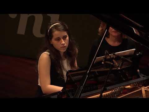Michelle Candotti | semi-final 2 | Liszt Competition 2017