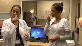 Nozin Nasal Sanitizer(R) Hygiene Breakthrough Part of Riviera