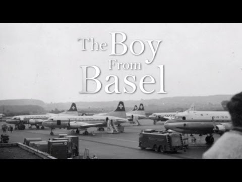 The Boy From Basel...  An American Lamprecht Commemoration