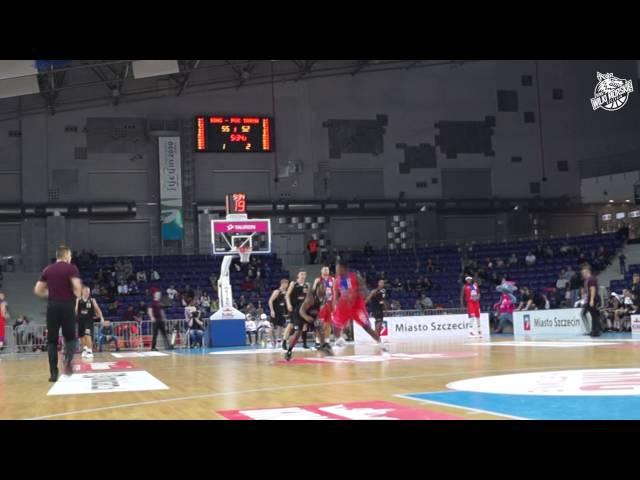 Michał Nowakowski jak maszyna! 4x3 punkty w 2 minuty!