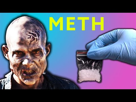 What is Crystal Meth Like? (The Devil's Dandruff)