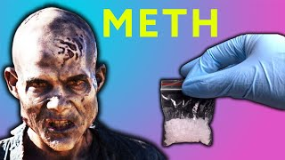 What is Crystal Meth Like? (The Devil's Dandruff)