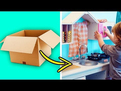 27 FUN AND SIMPLE DIY TOYS