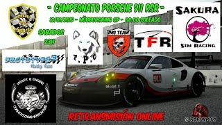 - 1ª Carrera - Campeonato Porsche Gr.3 Escuderias - IMS Team Racing -