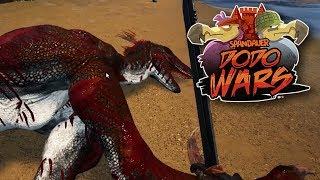 Schlachtbank am Ufer! | Spandauer Dodo Wars | 45