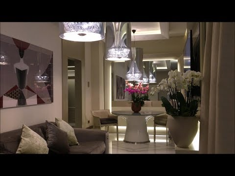 "Milan Luxurious Excelsior Hotel Gallia ""Signature Suite"" - Incredible Milano Pizza - Duomo di Milano"