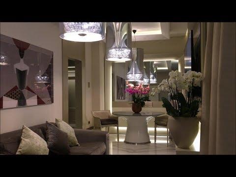 "Milan Luxurious Excelsior Hotel Gallia ""Signature Suite"" - Incredible Pizza - Duomo di Milano"
