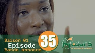 MOEURS, la Brigade des Femmes - saison 1 - épisode 35 : la bande annonce