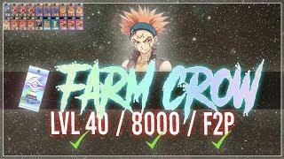 How To Farm Crow Hogan (works for akiza) ||| Yubel RA Farm