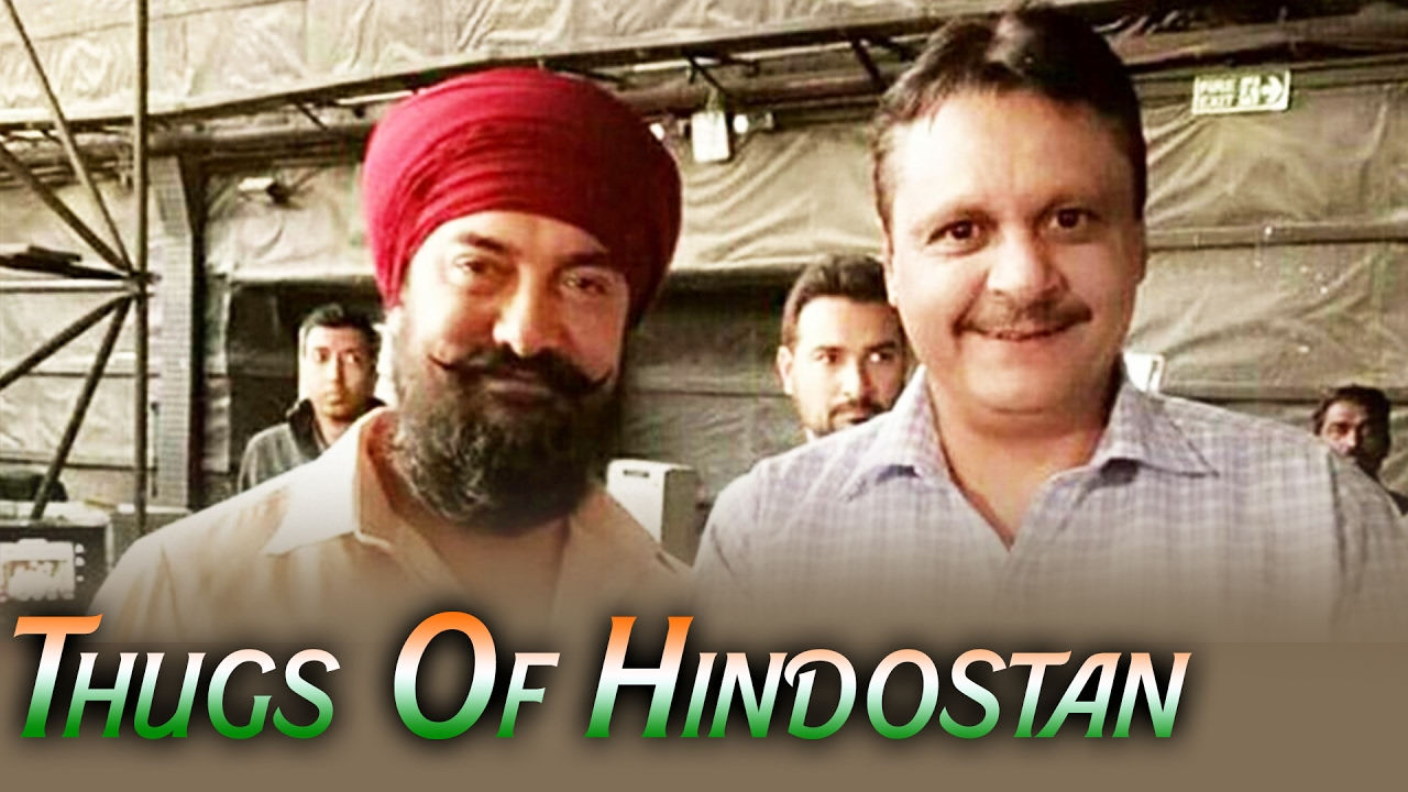 Thugs Of Hindostan FIRST LOOK - Aamir Khan's SHOCKING ...